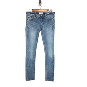 Free People Skinny Jeans 28